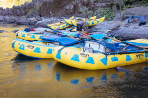 SOTAR Rafts on the Rogue River