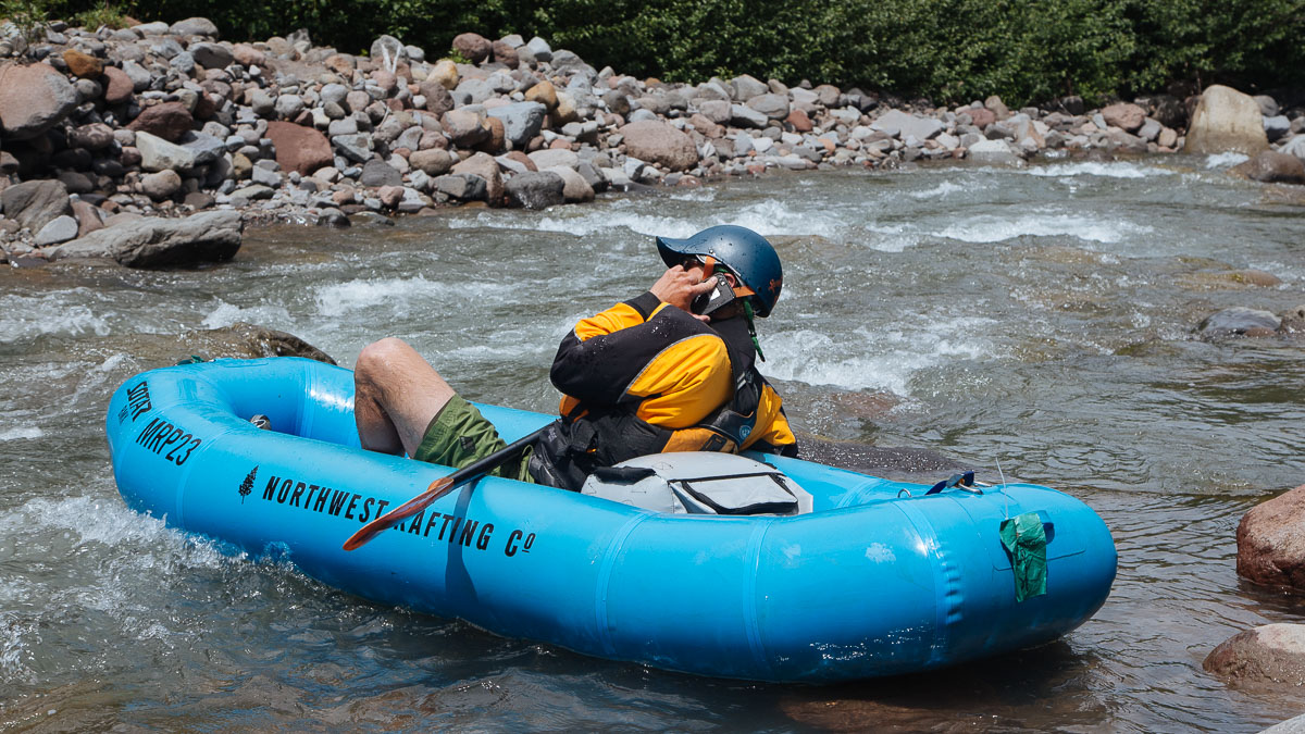 This week we talk about using emergency communication devices on the river